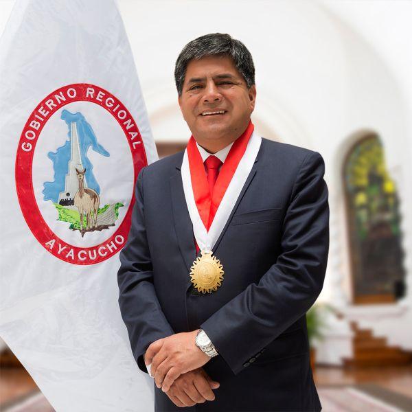 Carlos Rua - Ayacucho