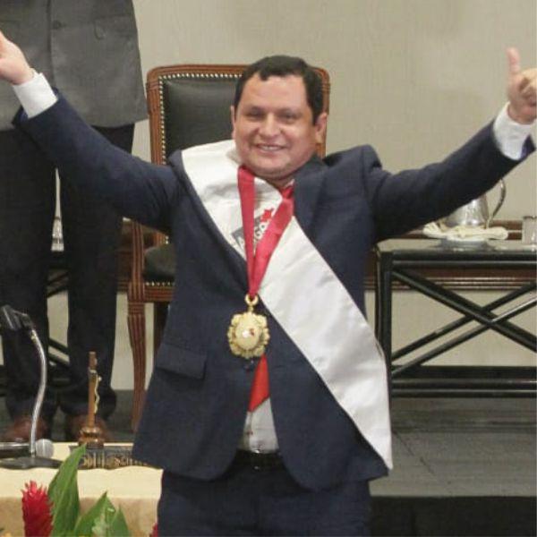 Nuevo presidente angr