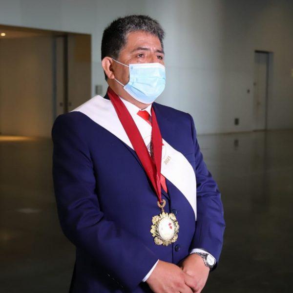 Presidente ANGR 2021